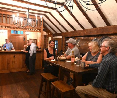 Michie Tavern's 1784 Tap Bar