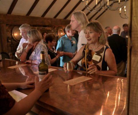 At The Tap Bar